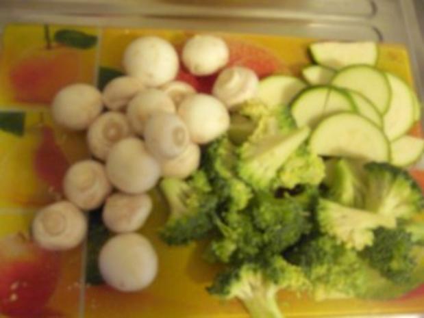 Gemüse-Pakoras...fritiertes Gemüse - Rezept - Bild Nr. 2