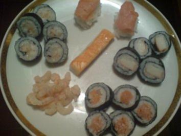 Sushi (Maki) - Rezept