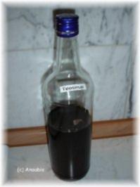 Sirup - Tee-Konzentrat - Rezept