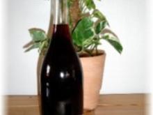 Angesetzter - Himbeerlikör - Rezept