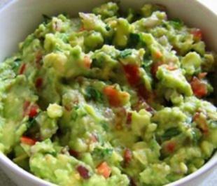 Dip: Guacamole - Rezept