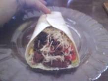 Bellas Tortilla-Wraps - Rezept