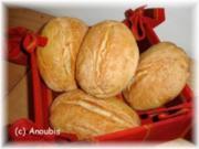 Brot/Brötchen - Baguette-Brötchen - Rezept