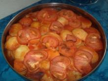 Kafta Batata - Rezept