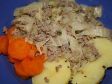 Kohltopf mit Hackfleisch - Rezept