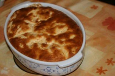 Rezept: Winterapfel  Dessert