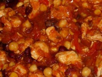 Chicken Chili - Rezept