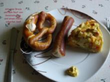 """Ein Samstags-Reste-Essen auf """"Bayrisch"""" - Rezept"""