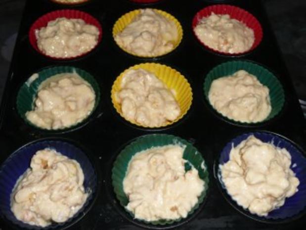Amarettini-Muffins - Rezept - Bild Nr. 4