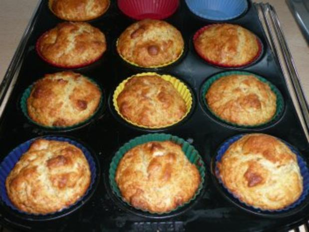 Amarettini-Muffins - Rezept - Bild Nr. 5