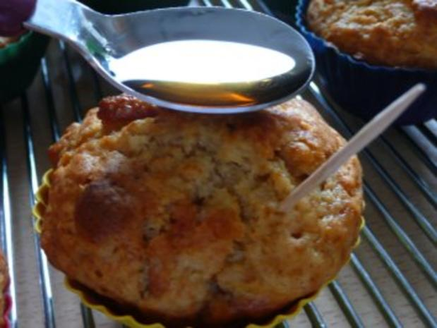 Amarettini-Muffins - Rezept - Bild Nr. 6