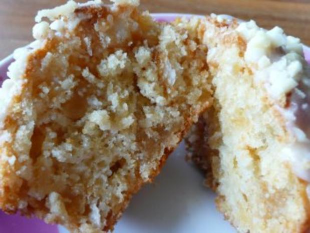 Amarettini-Muffins - Rezept - Bild Nr. 8
