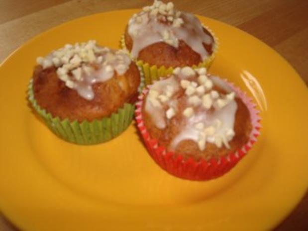 Amarettini-Muffins - Rezept - Bild Nr. 9