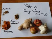 Biggis leckere Curry-Sauce - Rezept