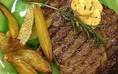 Rezept: Steak frites