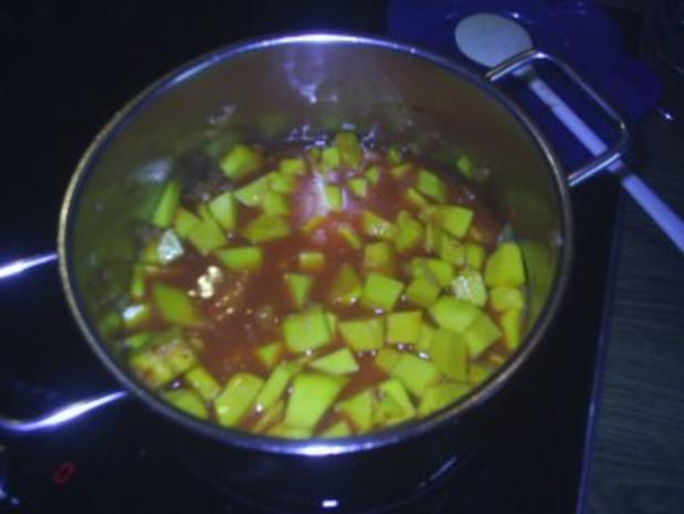 Suppe - Kürbissuppe - Rezept - Bild Nr. 3