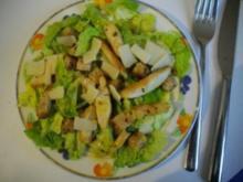 Caesar's Salad - Rezept