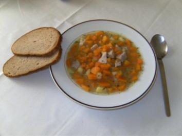SUPPE - Uta's Möhrensuppe - Rezept