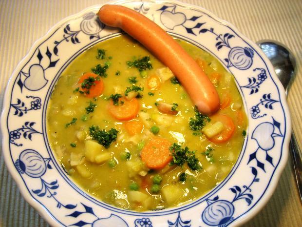 Erbsen-Gemüse-Eintopf ... - Rezept - Bild Nr. 3