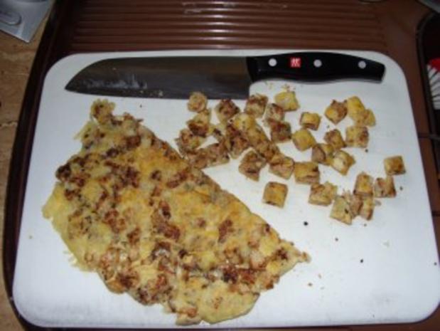 Knoblauchsuppe mit Käsecroutons - Rezept - Bild Nr. 6