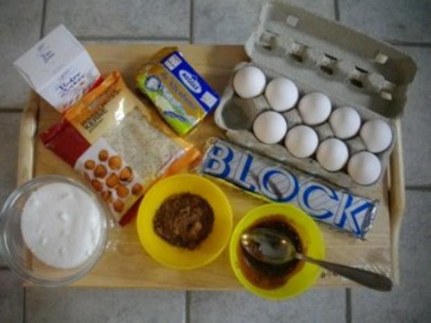 Oma's Baumstammkuchen - Rezept - Bild Nr. 2