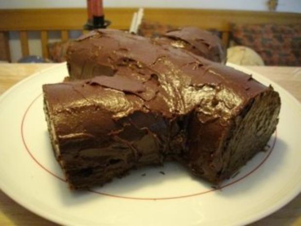 Oma's Baumstammkuchen - Rezept