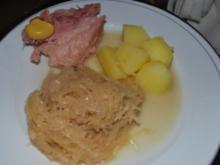 Omas Sauerkraut - Rezept