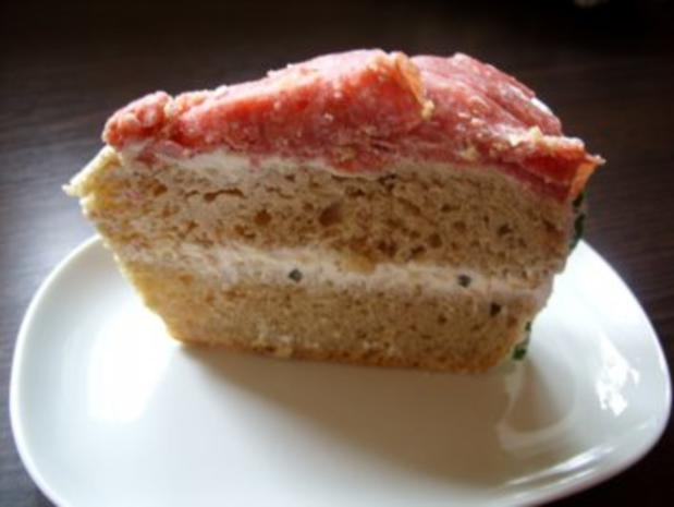 Herzhafte Brottorte - Rezept - Bild Nr. 7