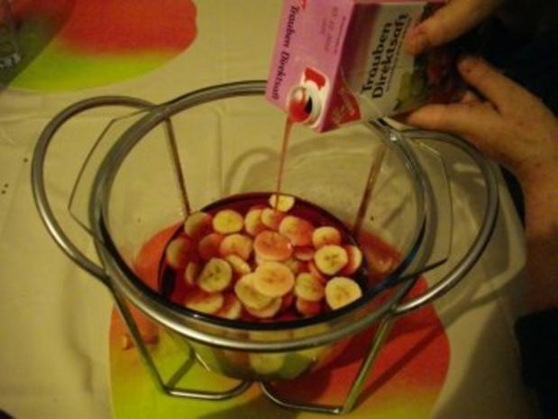 Prosecco- Bananen- Bowle - Rezept - Bild Nr. 4