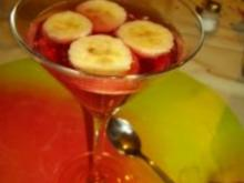 Prosecco- Bananen- Bowle - Rezept