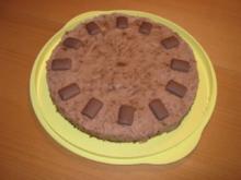 Daim Torte - Rezept
