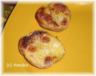 Rezept: Beilage - Ballonkartoffeln