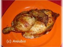 Geflügelgericht - Brathähnchen - Rezept