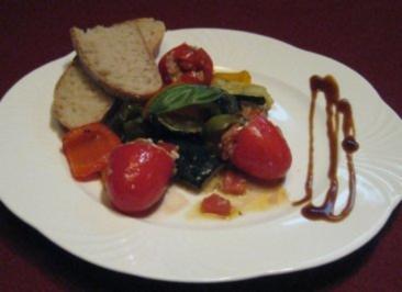 Rezept: Verdure mediterrane