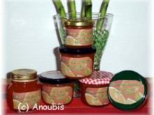 Brotaufstrich - Zitrusmarmelade mit Schuss - Rezept