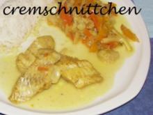 Currypfanne mit Fisch - Rezept - Bild Nr. 2