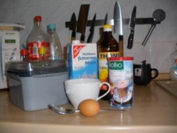 5 Minuten Kuchen - Rezept