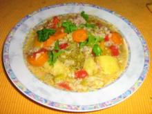 bunter-Hack-Gemüse-Eintopf - Rezept