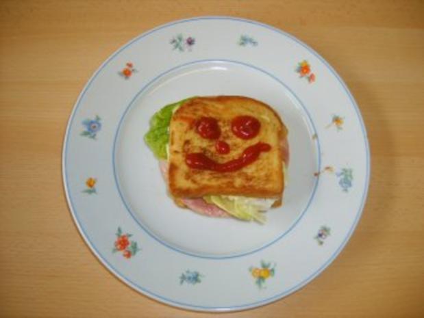 Fastly Schinken- Käse-Toast - Rezept - Bild Nr. 2