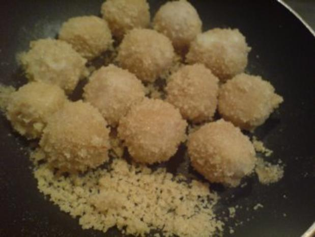 "Dessert ""Süße Mini-Knödel"" - Rezept - Bild Nr. 8"