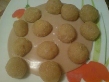 "Dessert ""Süße Mini-Knödel"" - Rezept"