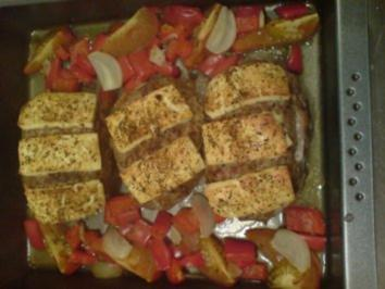 Bifteki - Rezept