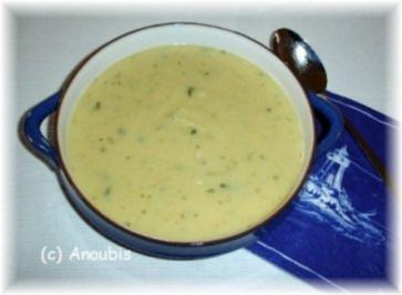Suppe/Eintopf - Pastinaken-Suppe - Rezept