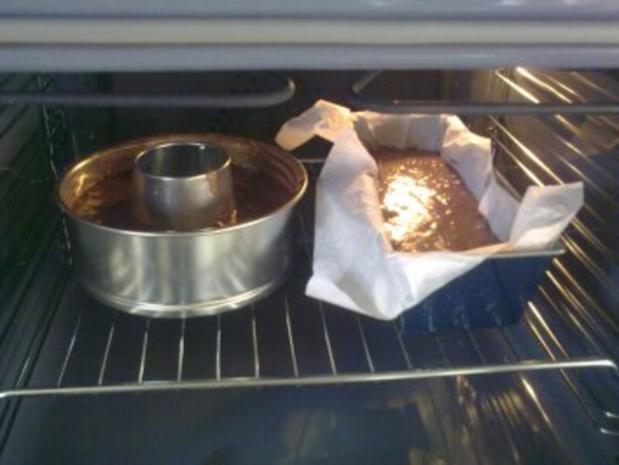 Bananen Schoko Kuchen - Rezept - Bild Nr. 4