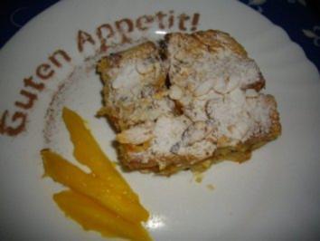 Südstaaten Brotauflauf - Rezept