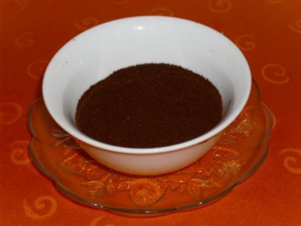 Vanillekaffee selbst gemacht - Rezept