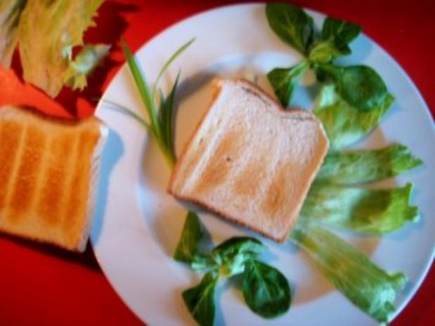 Curry-Hühnchen-Sandwiches - Rezept - Bild Nr. 4