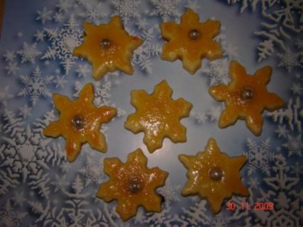 Weihnachtsplätzchen : Buttergebäck - Rezept - Bild Nr. 2