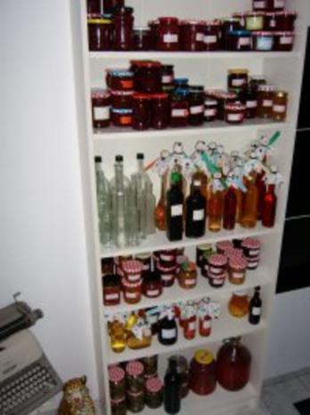 Heidelbeer-Likör - Rezept