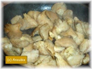 Gemüsebeilage - Austernpilze - Rezept